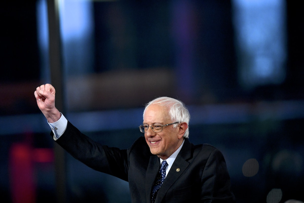 If Democratic Frontrunners Cant Stop >> The Impotence Of Stop Sanders Democrats The New Republic