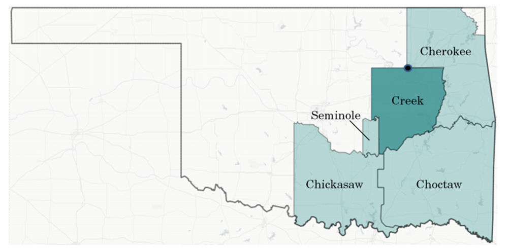 The Grisly Murder Case That Could Turn Half of Oklahoma Back