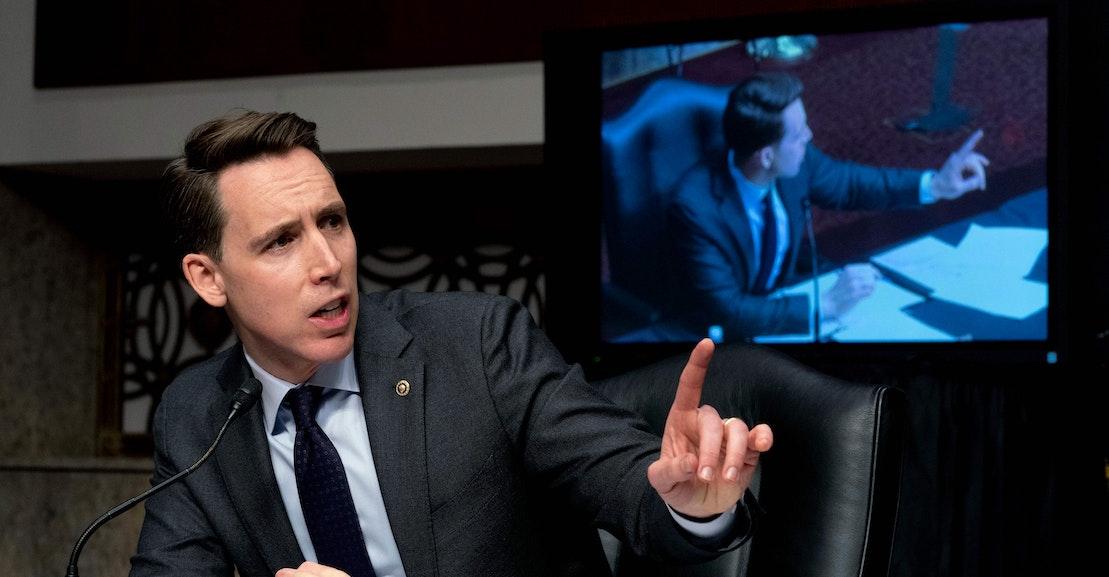 The Depressing Whiplash of the Senate's Capitol Riot Hearing