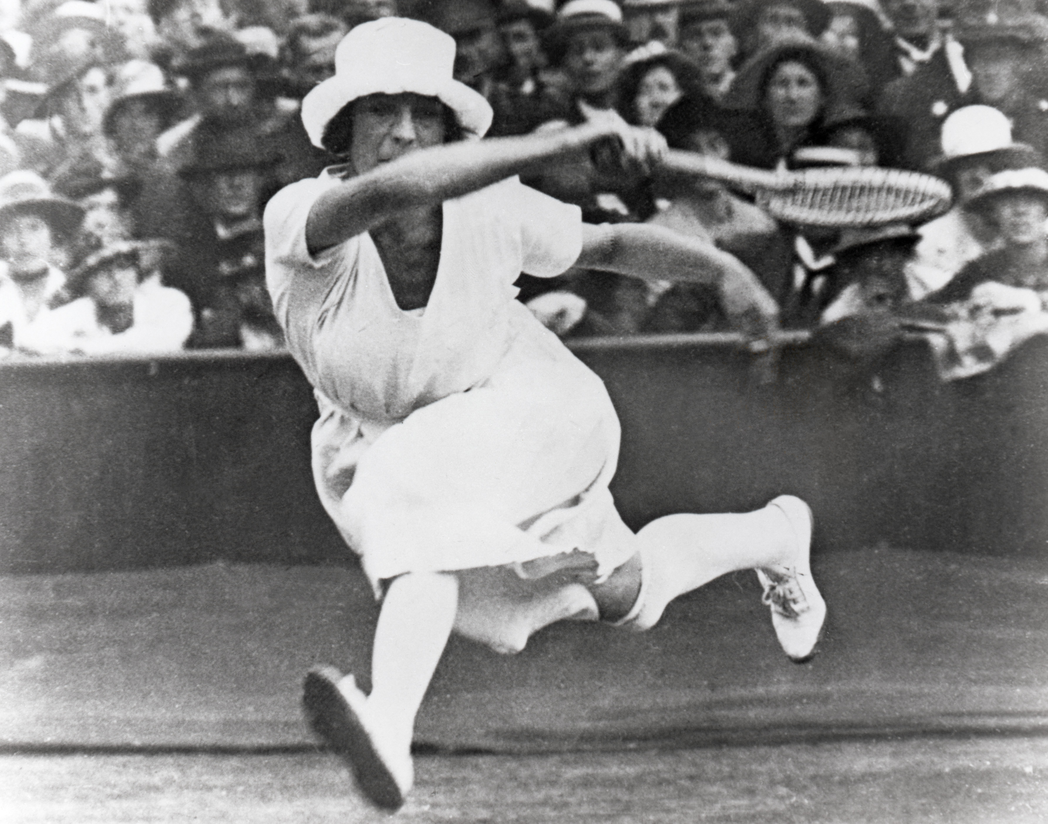 """How an """"Indecent"""" Outfit Revolutionized Women s Tennis"""