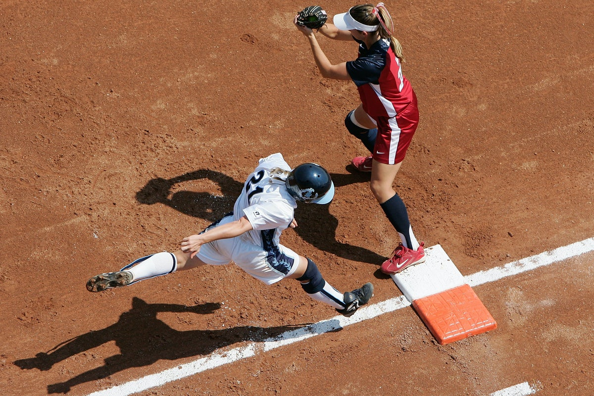 ncaa softball rules pitching
