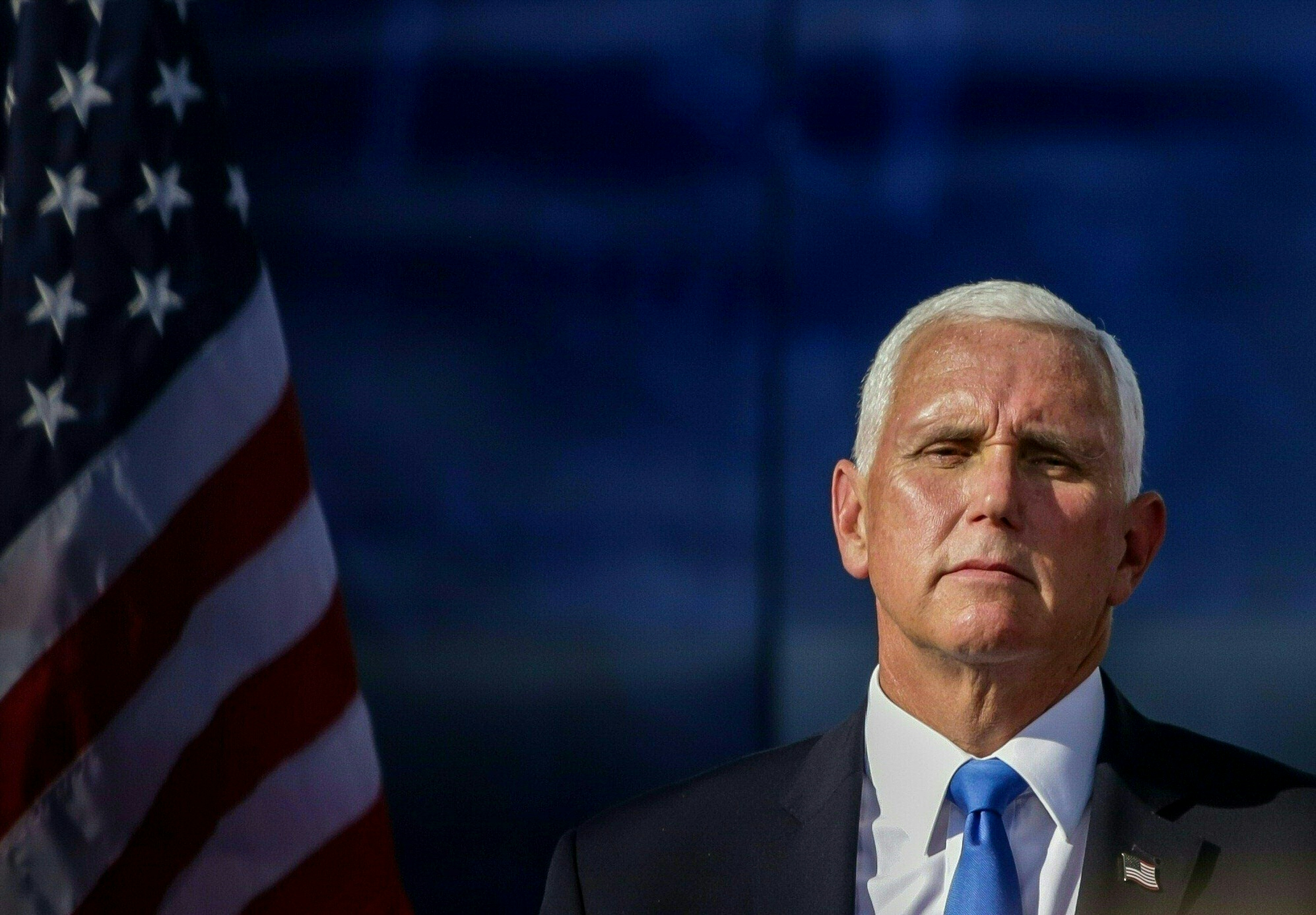 Pence Is Still Pushing Trump's Big Lie thumbnail
