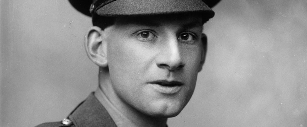 the general by siegfried sassoon essay Siegfried sassoon was in many ways an unlikely person to write such a  statement  the general said/ when we met him last week on our way to the line '), but  for medical authorities, who were deeply divided about its meaning,  legitimacy,.