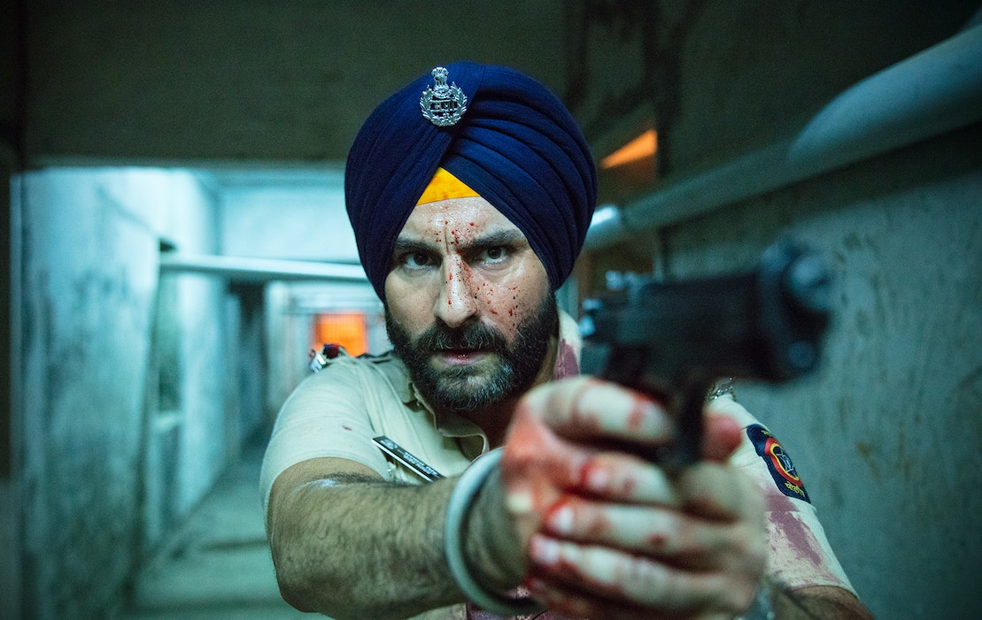 Sacred Games Reinvents the Police Procedural