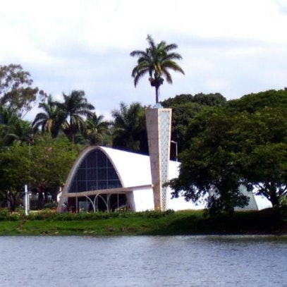 Church of St. Francis of Assisi in Pampulha