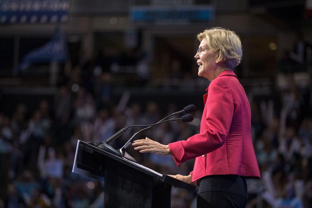 Hypocrite Accuses Elizabeth Warren of Hypocrisy