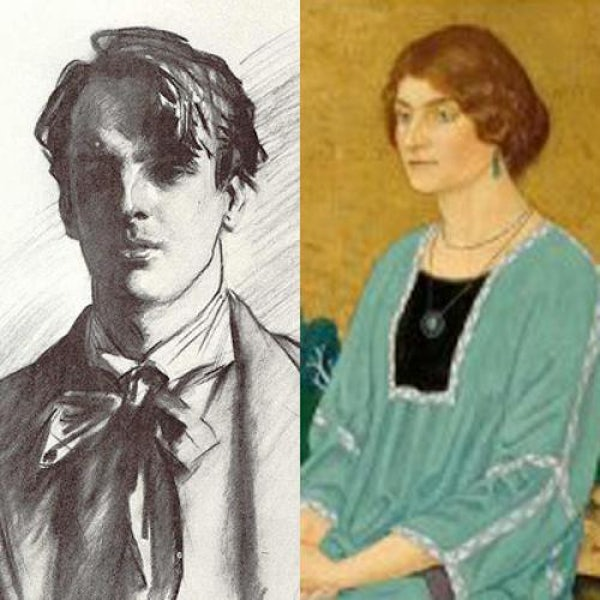 How Yeats' Intimate Marital Letters Explain the Man and His Poetry