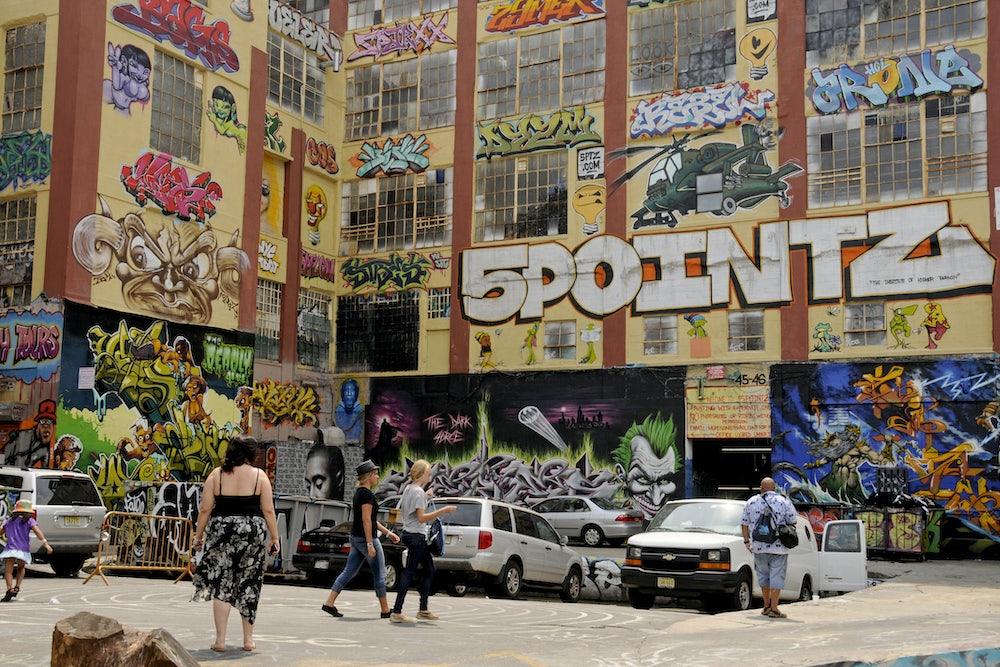 How Graffiti Became Gentrified