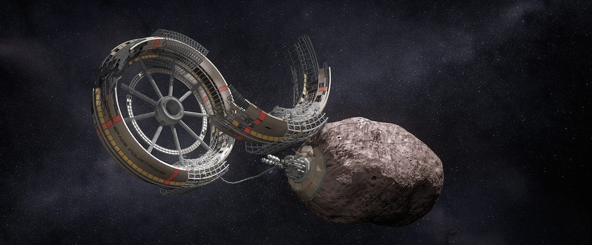 Space Mining Will Not Solve Earth's Conflict Over Natural Resources