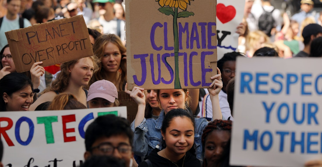 The Climate Movement Needs More Creative Tactics