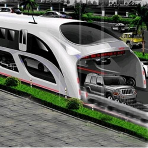 Chinesse Bus: China's Bus Of The Future