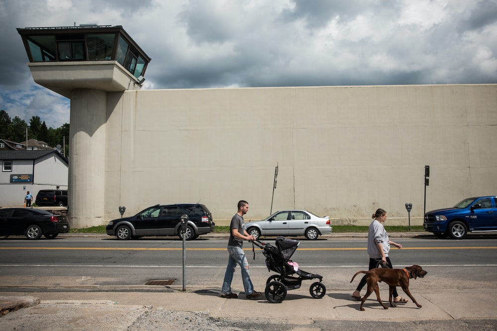 How Prisons Inflate Rural Voters' Power