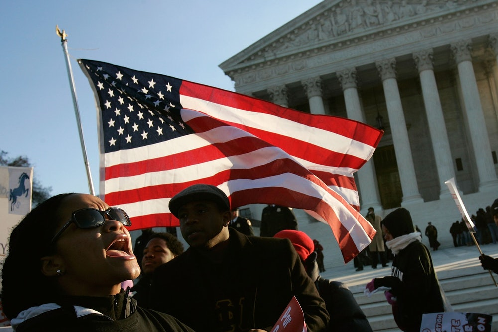 Jim Crow Returns to the Supreme Court