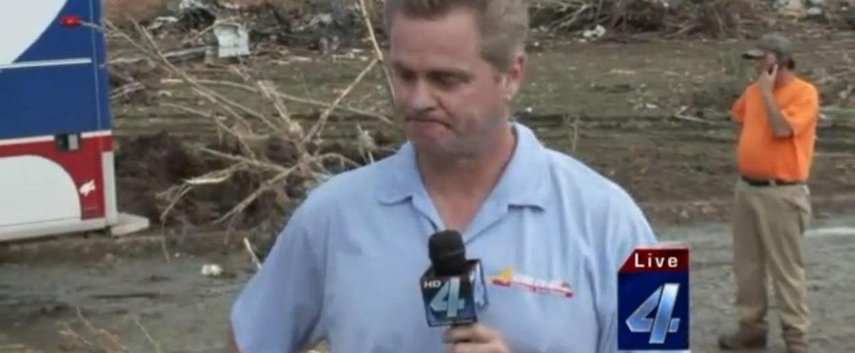 Oklahoma Tornado in 2013 Proves that Local TV News Still Has