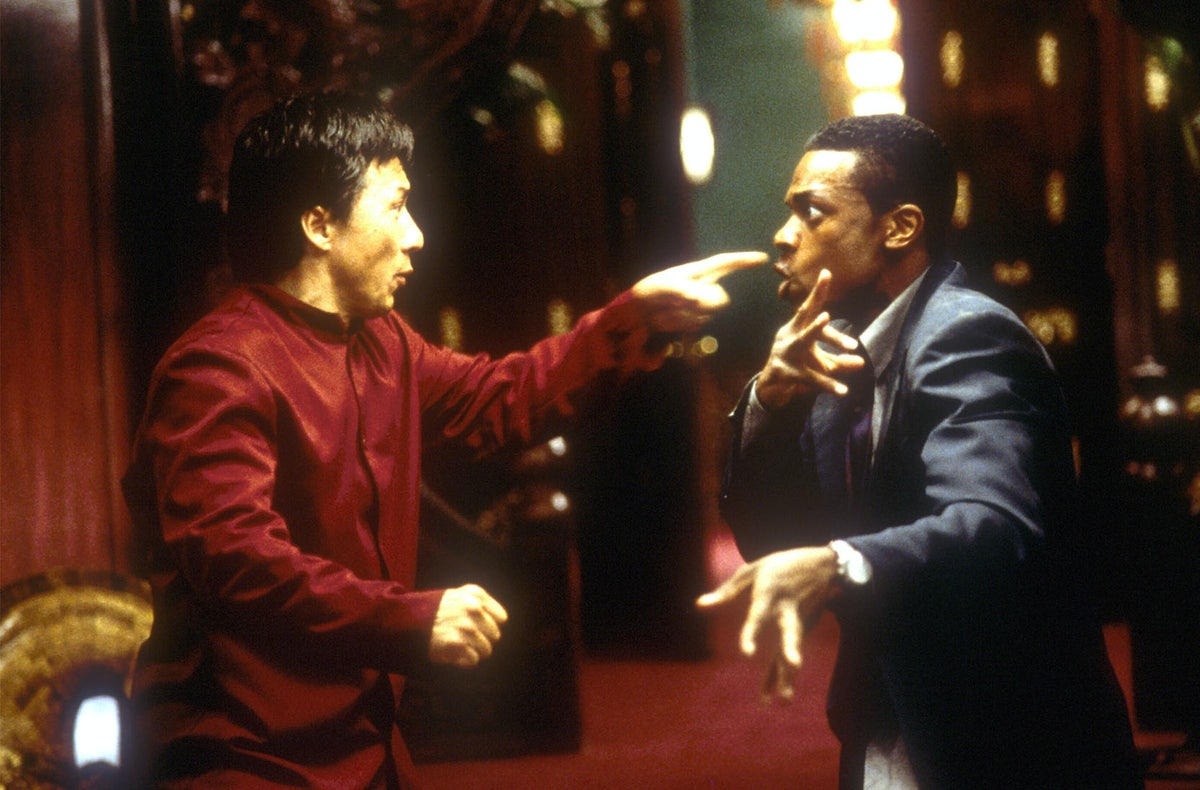 The Painful Price of Becoming Jackie Chan | The New Republic