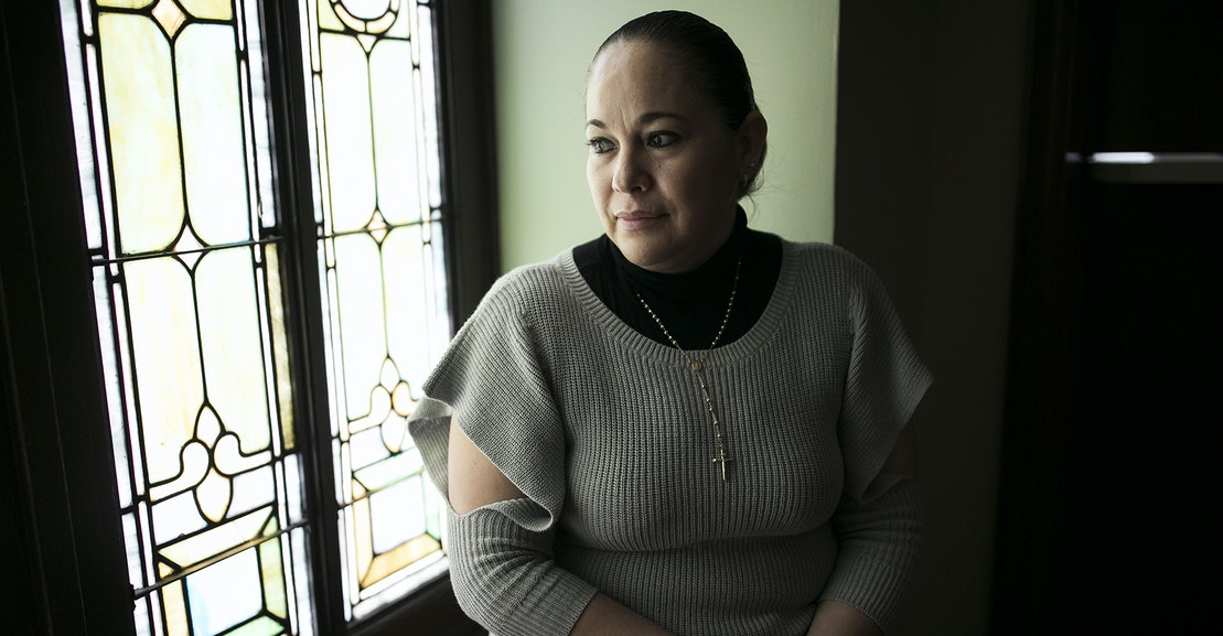 photo image Edith Espinal Has Spent 18 Months Hiding From ICE in a Church. How Much Longer Will The Authorities Let Her Stay?