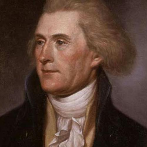 Thomas Jefferson--Wikicommons