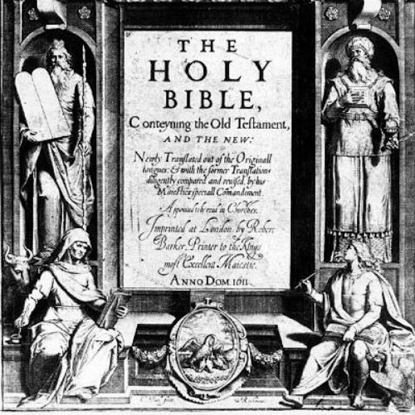 How to Read the King James Bible | The New Republic