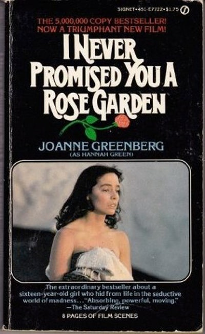 i never promised you a rose essay