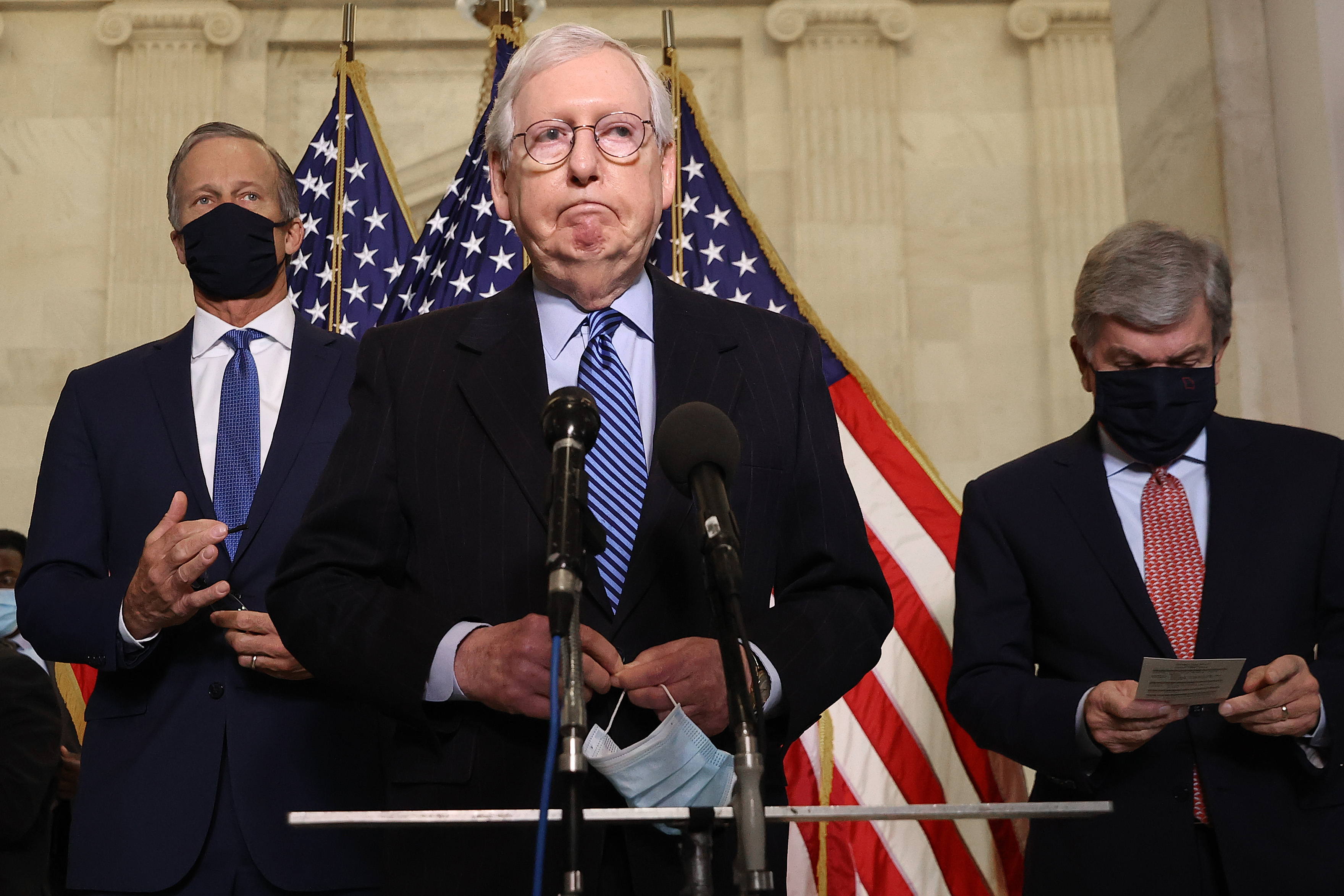 Republicans Know They're Losing the Filibuster Fight thumbnail