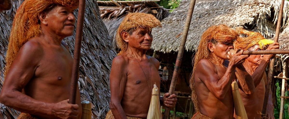 cannibalism and overpopulation how an amazon tribe ate their dead