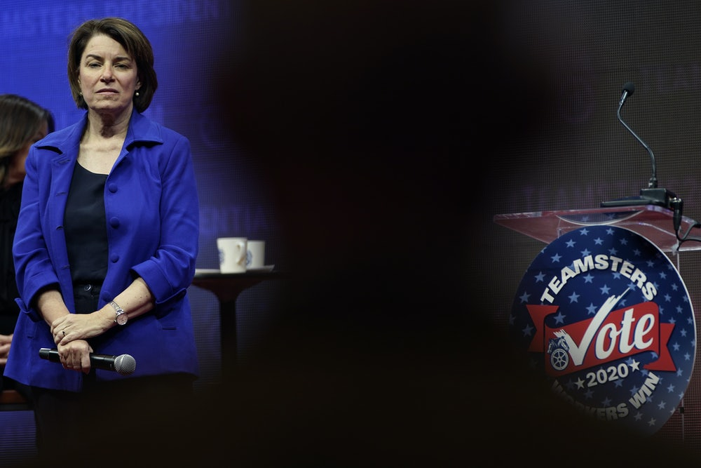 Does Amy Klobuchar Have a Path to the Nomination?