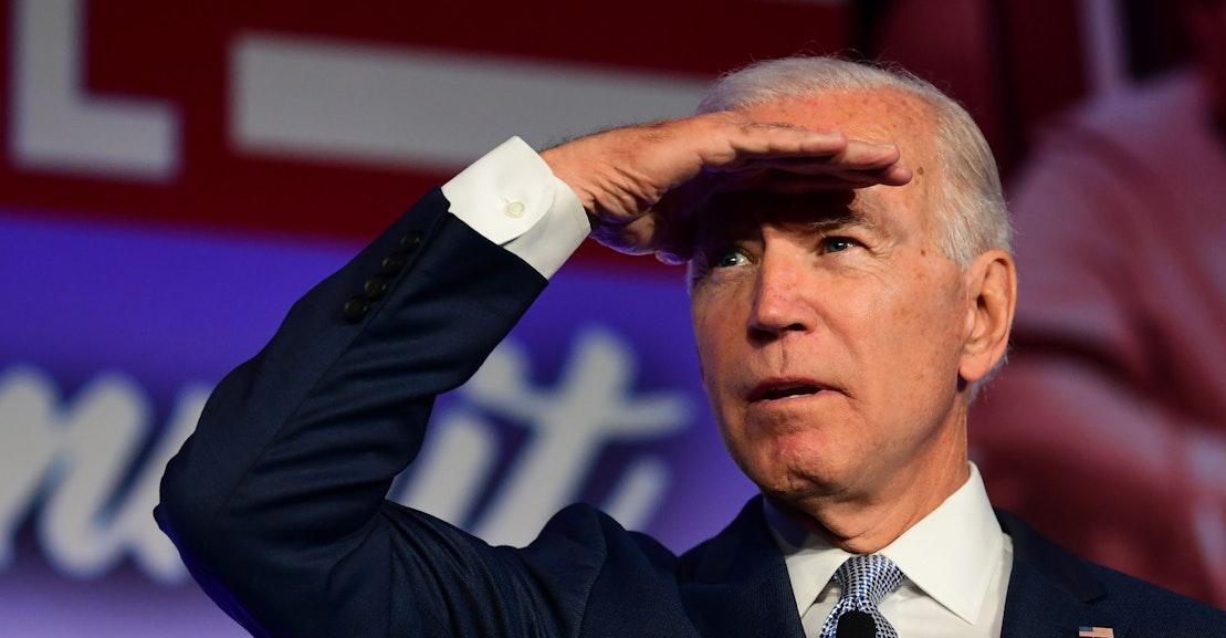 Joe Biden's Case for the Presidency Is Collapsing