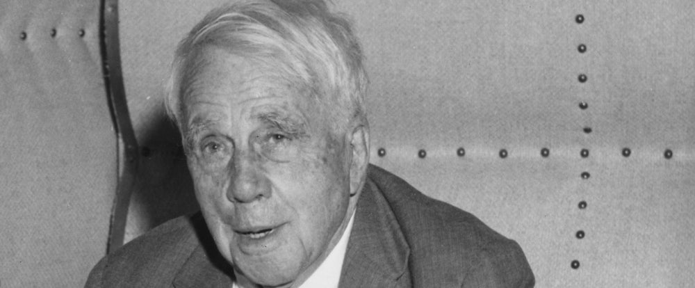 Essay on in white by robert frost