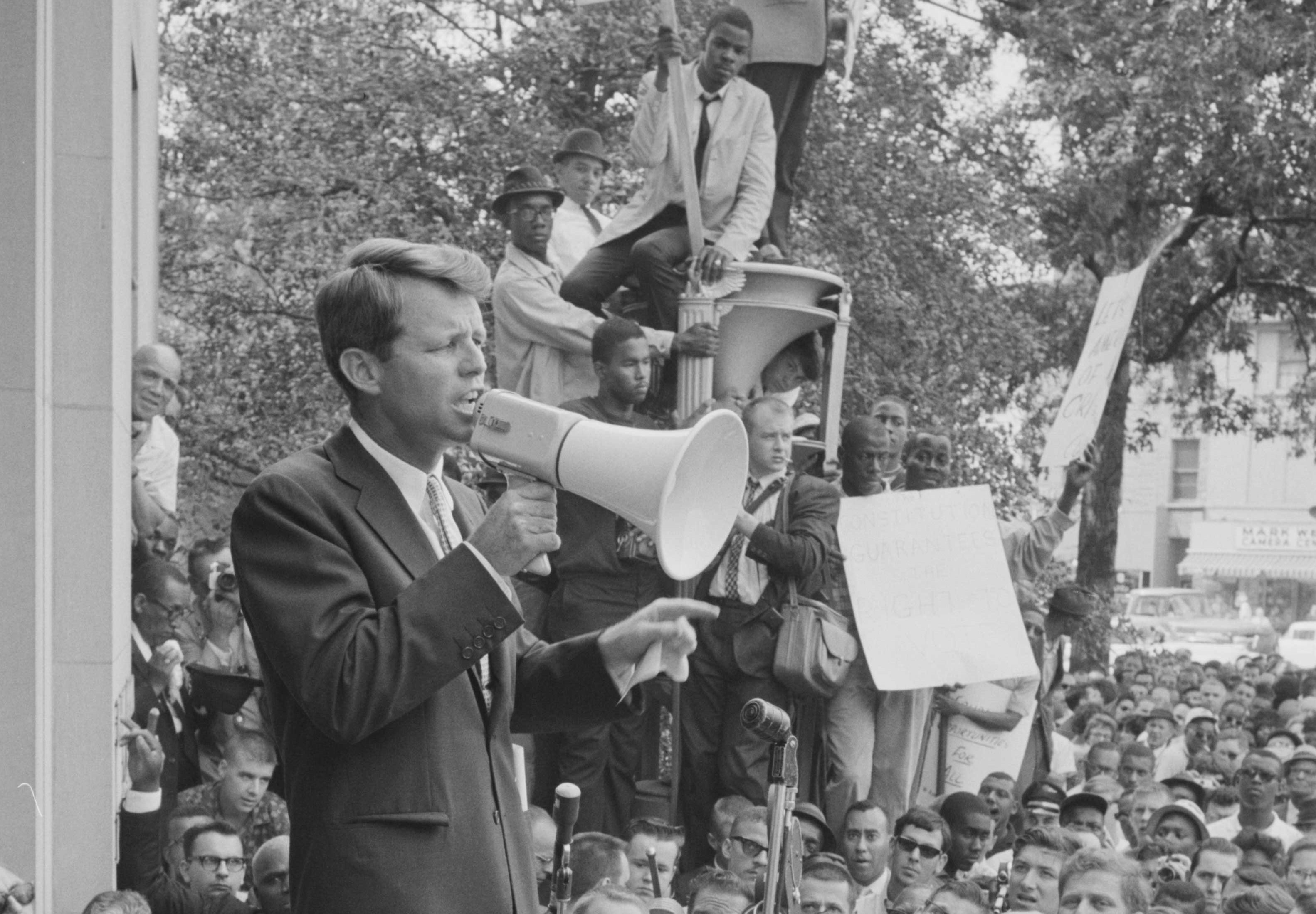 how democrats can bridge identity politics and economic populismsome on the left are touting the bobby kennedy coalition as a model of multicultural