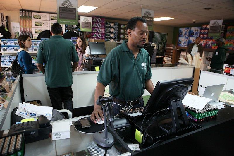 Legal Marijuana Shops Sprout In Washington Colorado D C