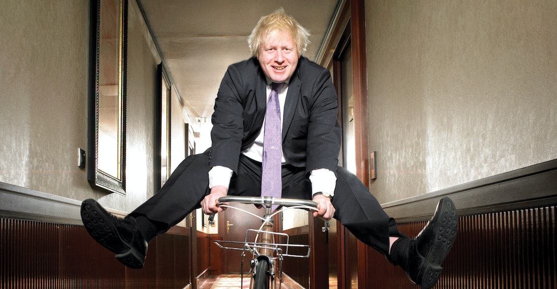 H And H Tire >> Is Boris Johnson Britain's Next Prime Minister? | The New ...