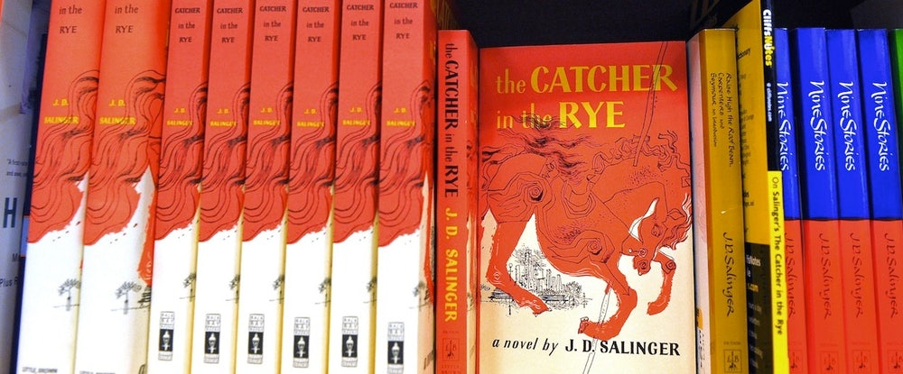 the catcher in the rye 2 essay The catcher in the rye essays: over 180,000 the catcher in the rye essays, the catcher in the rye term papers, the catcher in the rye research paper, book reports 184 990 essays, term and research papers available for unlimited access.