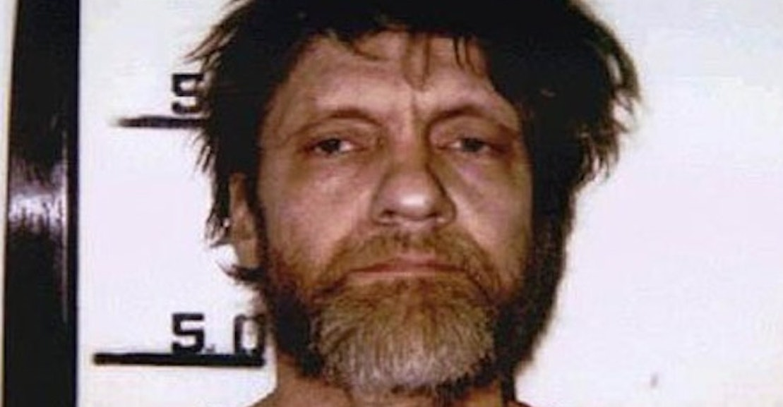 Ted Kaczynski Pleade Guilty To Being The Unabomber