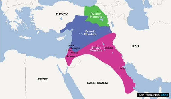 The Mideast is Unravelling and There\'s Not Much the U.S. Can Do ...