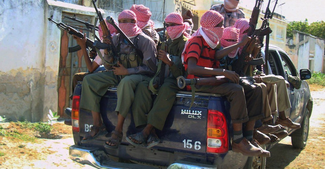 Why Do Terrorists Love Toyota Tacomas The New Republic