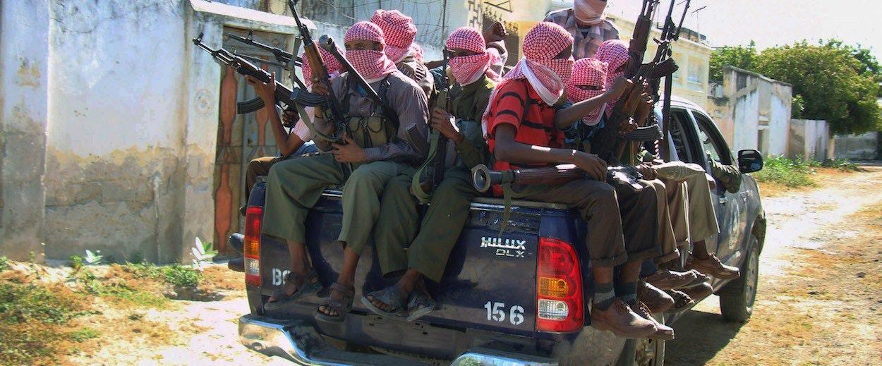 why do terrorists love toyota tacomas