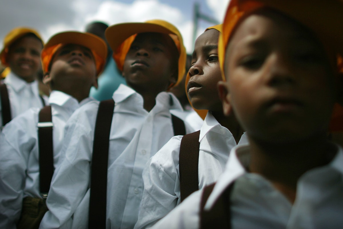 Education Inequality Starts Early >> Racial Inequality Starts In Preschool The New Republic