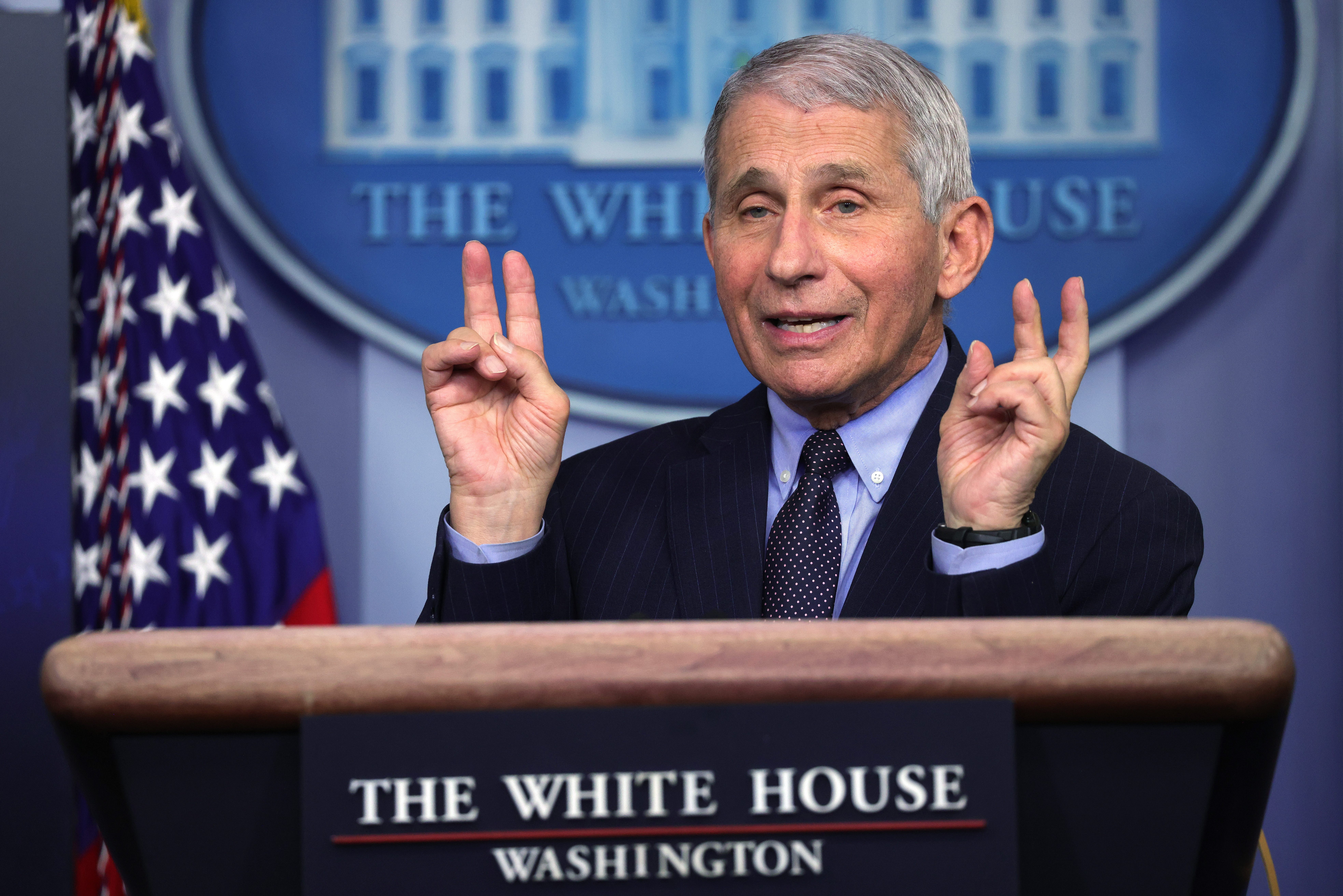 The Party of Trump Is Trying to Get People Mad at Anthony Fauci Again
