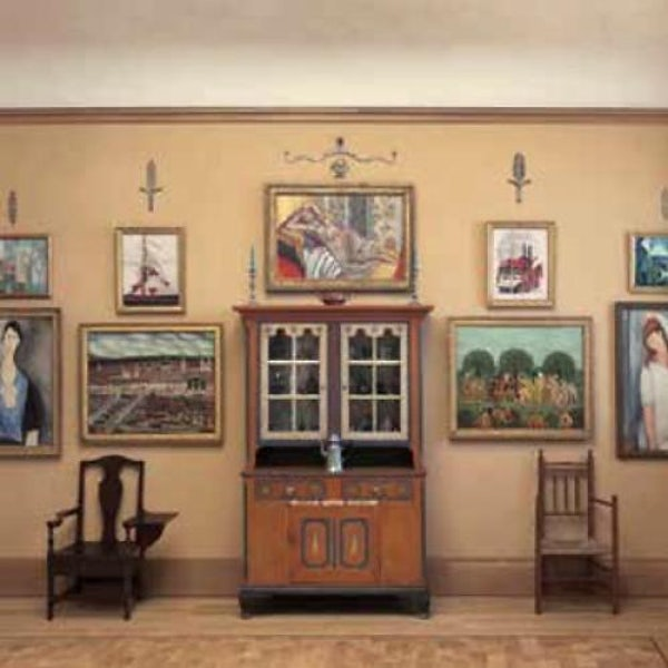 Jed Perl: The Barnes Foundation's Disastrous New Home | The