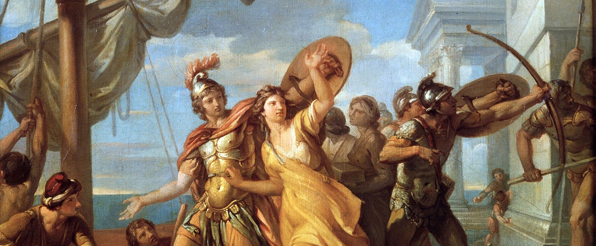 helen of troy analysis