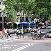 Portland Transit Mall--Portland, Ore.--Wikipedia Commons