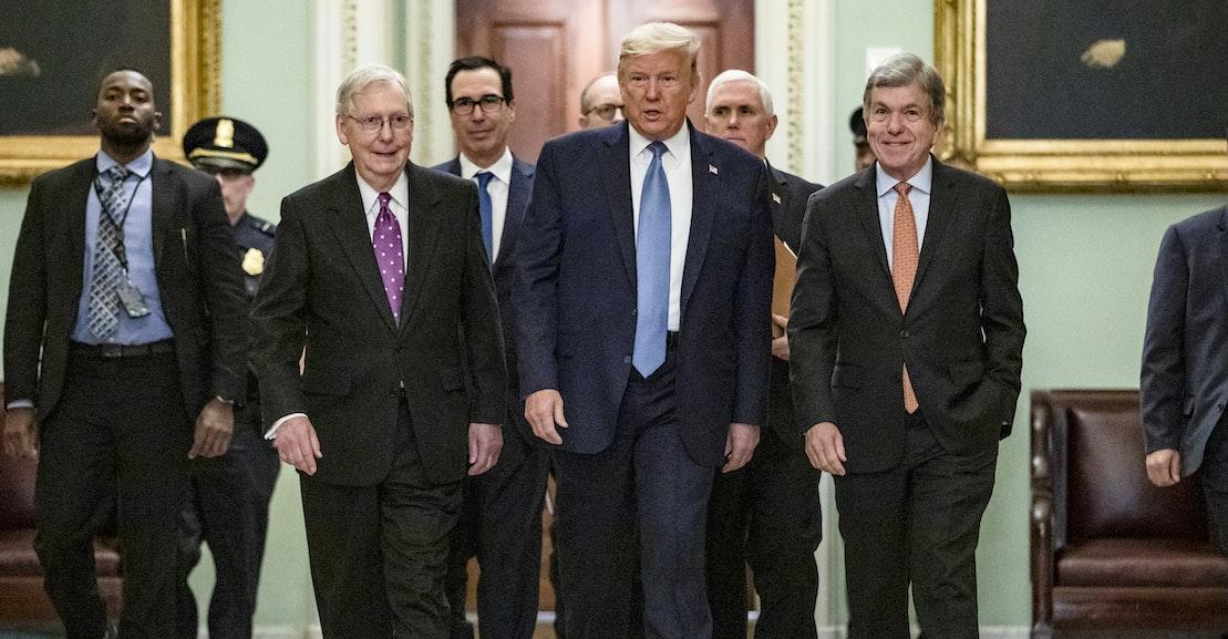 The Cruelty of Washington's Cynical Stimulus War