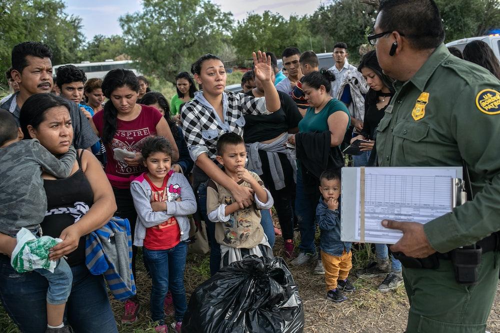 Inside Trump's Border Chaos