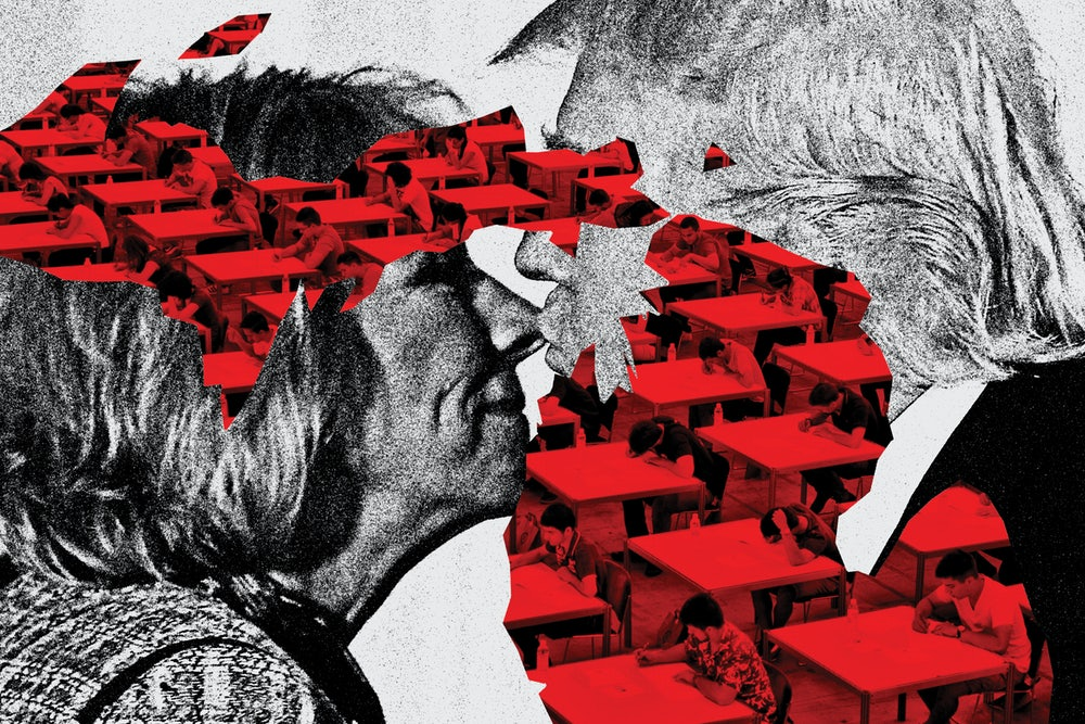 Could Betsy DeVos Cost Trump the Election?