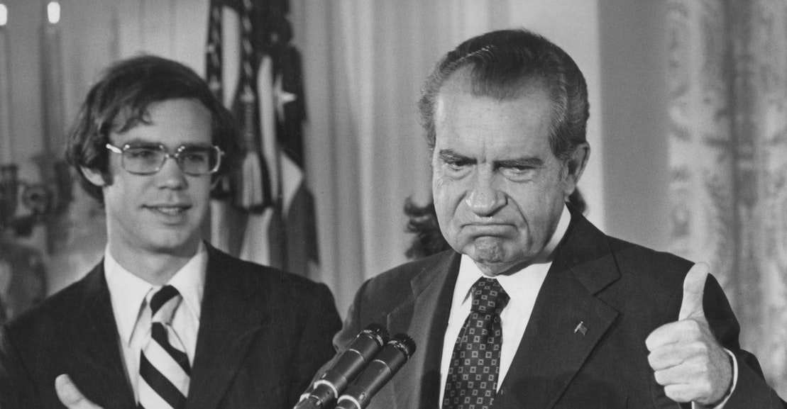 How Richard Nixon Lost the Battle for Public Opinion