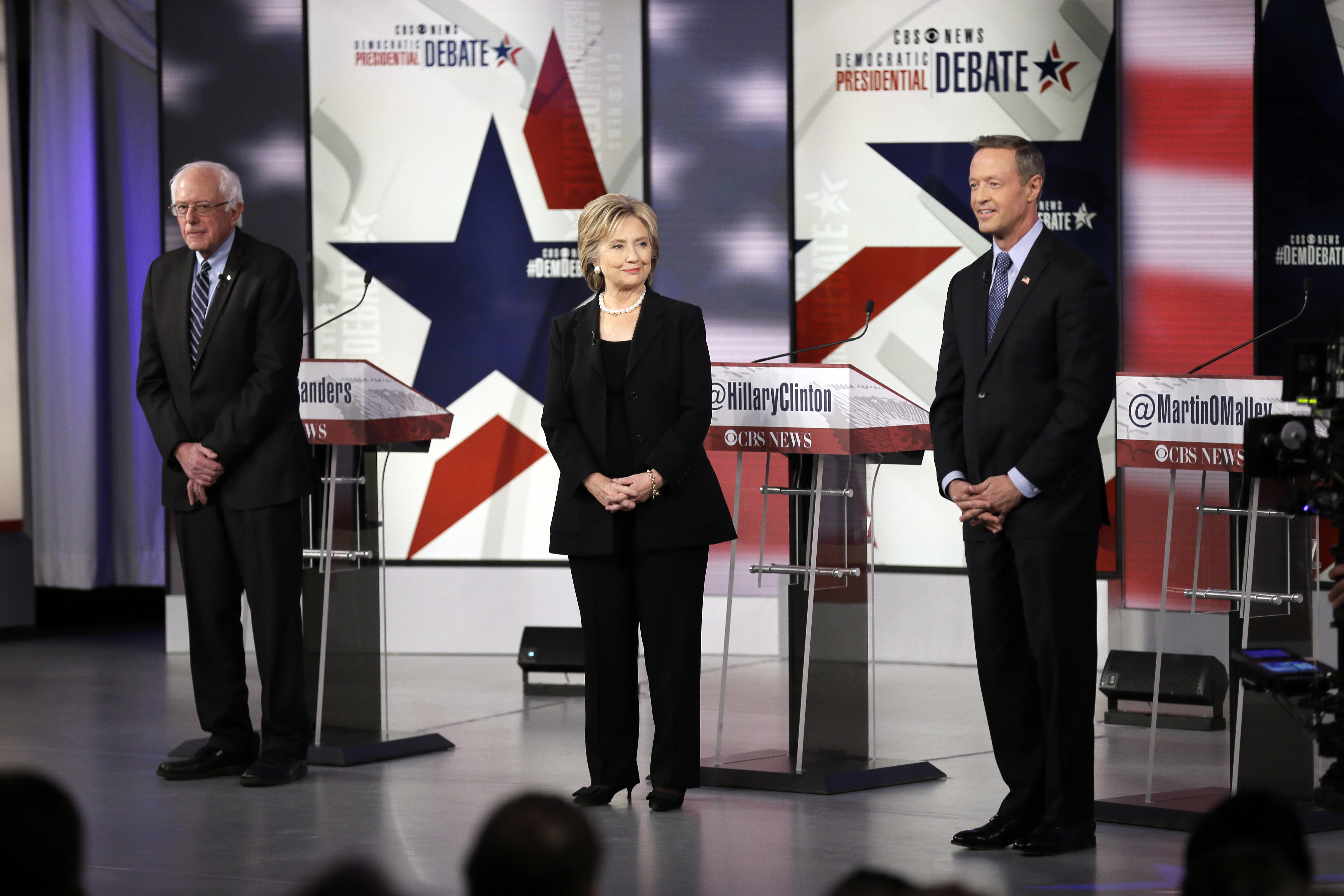 highlights from the second democratic debate the new republic