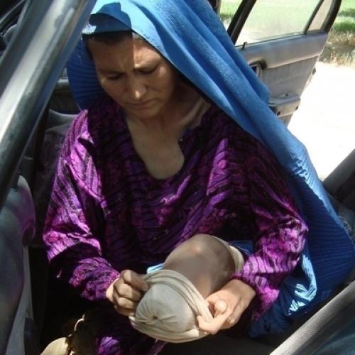 Girls in Zaranj
