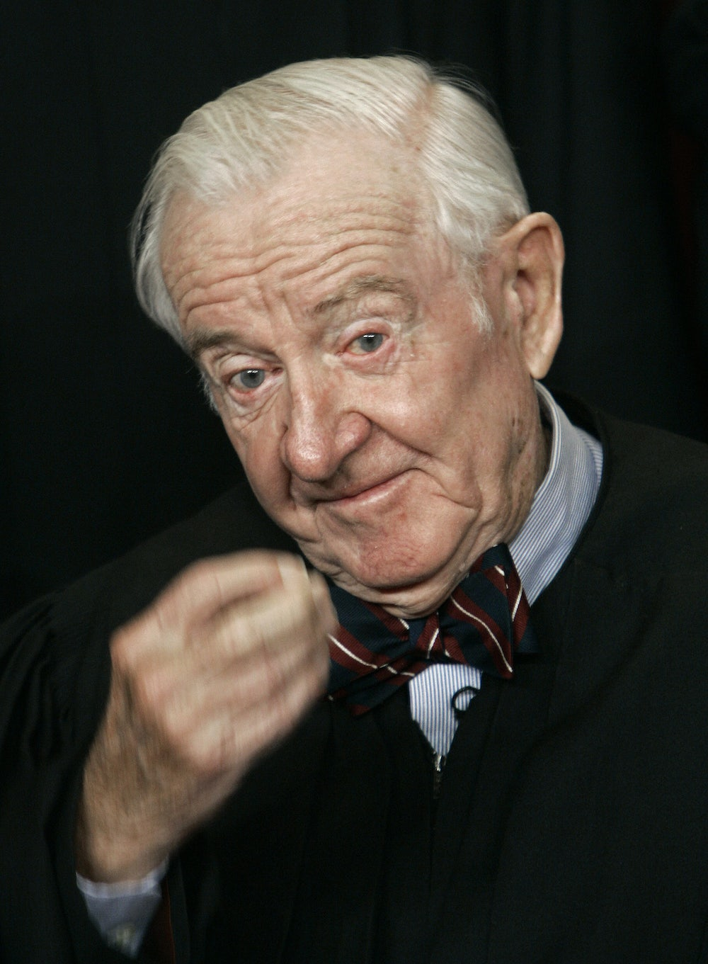 When John Paul Stevens Eviscerated Antonin Scalia