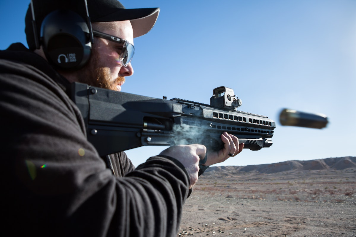 d192c56a5 The connection between gun ownership and machismo has become more apparent  as sales have shifted from hunting to military-style weapons.