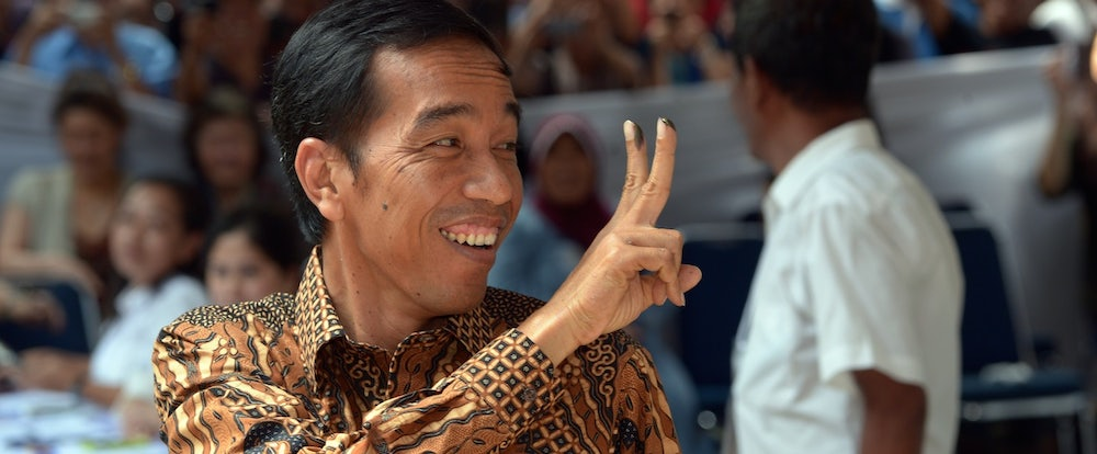 Indonesia election results 2014 joko jokowi widodo in nail jokowi the indonesian obama is in a presidential nail biter reheart Choice Image
